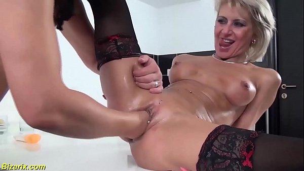 Baise anale extrême